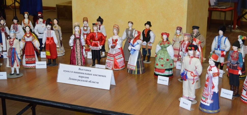 Конкурс куклы народы россии